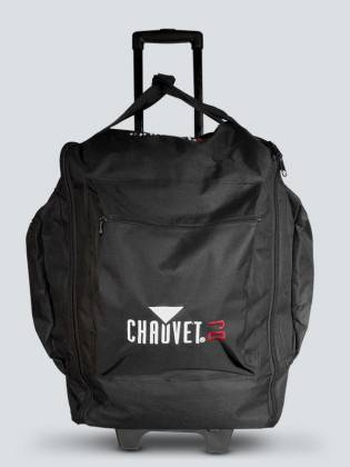 Chauvet DJ CHS-50 Soft Sided Lighting Bag with Wheels and a Retractable Handle Product Image 4