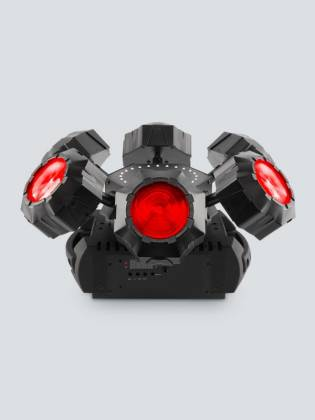 Chauvet DJ Helicopter Q6 Multi-Effect Moving Head Light with Strobe and Red Green Laser  Product Image 7