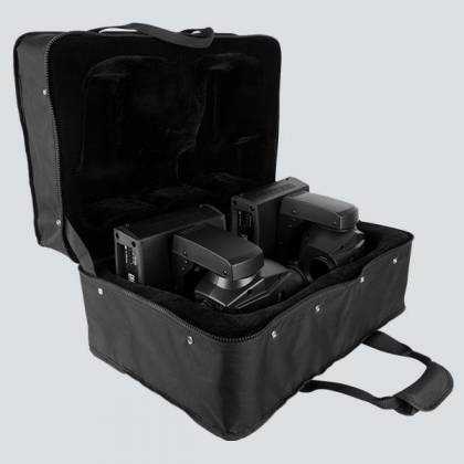 Chauvet DJ CHS-2XX Durable Carry Bag for 2 Intimidator Spot 255/260 Fixtures Product Image 3