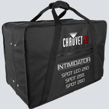 Chauvet DJ CHS-2XX Durable Carry Bag for 2 Intimidator Spot 255/260 Fixtures Product Image 5