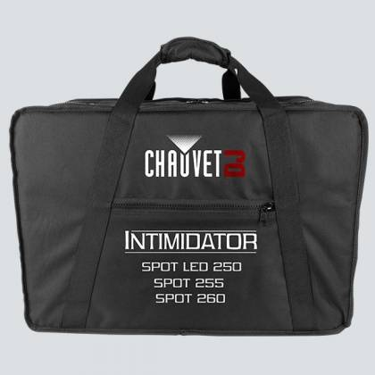 Chauvet DJ CHS-2XX Durable Carry Bag for 2 Intimidator Spot 255/260 Fixtures Product Image 2