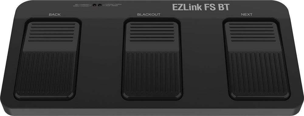 Chauvet DJ EZLink-FS-BT Battery Powered Bluetooth Footswitch for EZ Link Family of Lights  Product Image 3