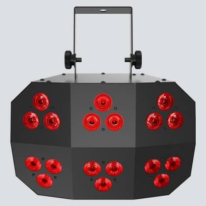 Chauvet DJ WASH-FX-2 Multi-Purpose RGB+UV Linear Wash Light  Product Image 3