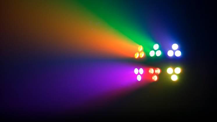Chauvet DJ WASH-FX-2 Multi-Purpose RGB+UV Linear Wash Light  Product Image 6