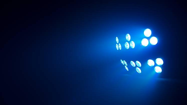 Chauvet DJ WASH-FX-2 Multi-Purpose RGB+UV Linear Wash Light  Product Image 7