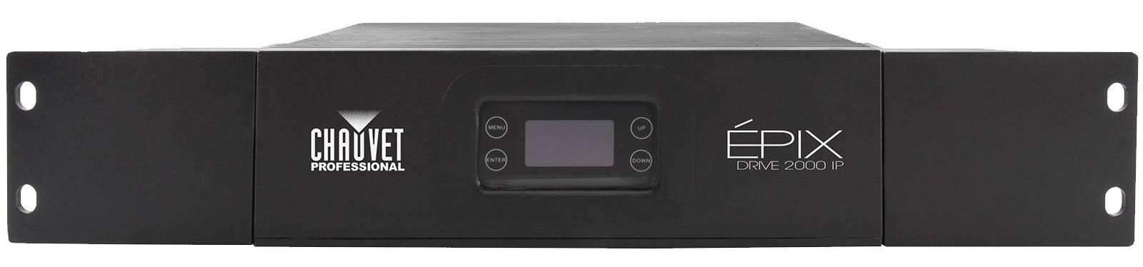 Chauvet Pro Epix Drive 2000 IP LEDs Controller for Epix Tour System Product Image 6