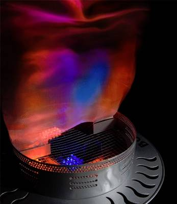 Chauvet DJ BOB LED Simulated Flame Effect Product Image 4