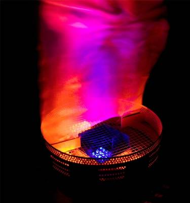 Chauvet DJ BOB LED Simulated Flame Effect Product Image 5