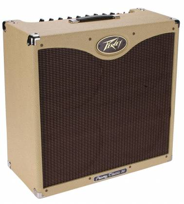 Peavey 03323560 CLASSIC 50/410 TWEED II All-Tube Amplifier Cabinet Product Image 2