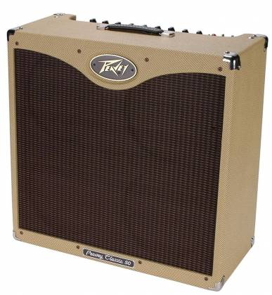 Peavey 03323560 CLASSIC 50/410 TWEED II All-Tube Amplifier Cabinet Product Image 3
