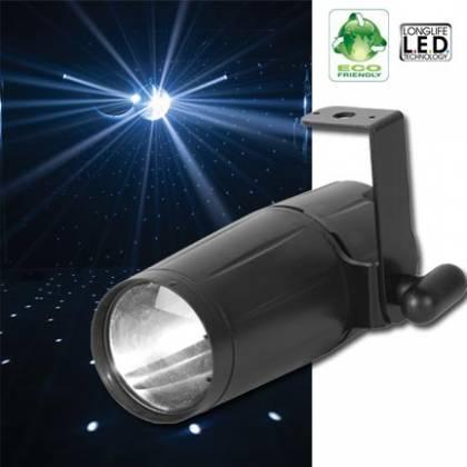 American DJ PINSPOT-LED-II Par36 Focused Beam Spot Product Image 2