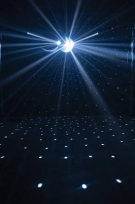 American DJ PINSPOT-LED-II Par36 Focused Beam Spot Product Image 3