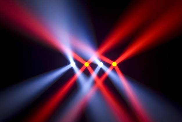 Chauvet DJ 4PLAY LED Moonflower Chase Package Product Image 6