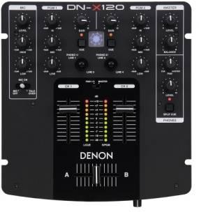 Denon DJ DNX-120 Small Profile DJ Mixer (clearance used - 9.5 condition) Product Image 2