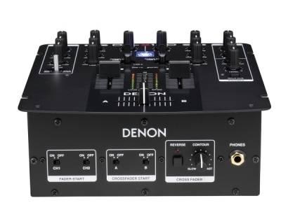 Denon DJ DNX-120 Small Profile DJ Mixer (clearance used - 9.5 condition) Product Image 3