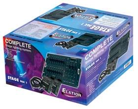 American DJ Stage-Pak-1 DMX Lighting Controller Package Product Image 3