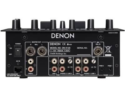 Denon DJ DNX-120 Small Profile DJ Mixer (clearance used - 9.5 condition) Product Image 4