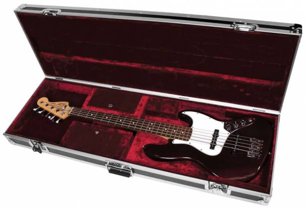 Road Ready RRGTRB Electric Bass Guitar Case – fits Fender Jazz Bass and P-Bass Product Image 2