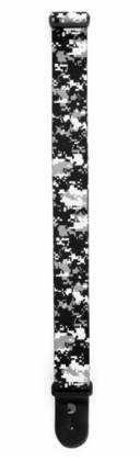 Planet Waves P20S1501 Digital Camo Guitar Strap in Black Product Image 4
