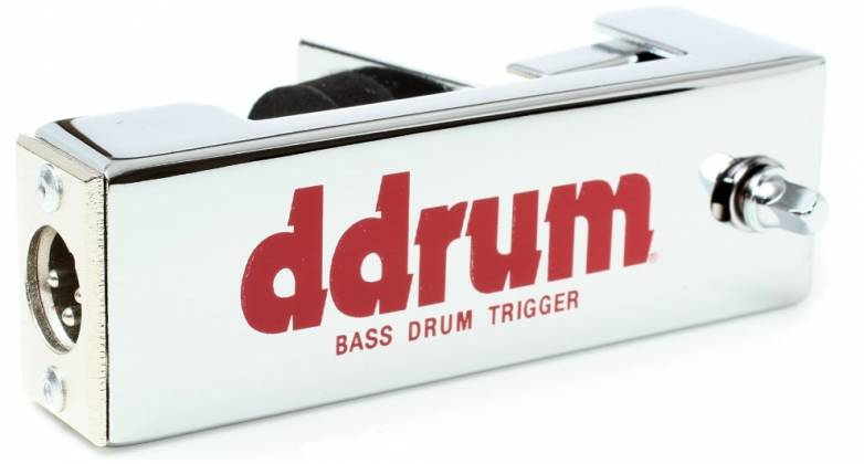 DDrum CE Tour Pack 5-Piece Chrome Elite Trigger Set with Cables Product Image 11
