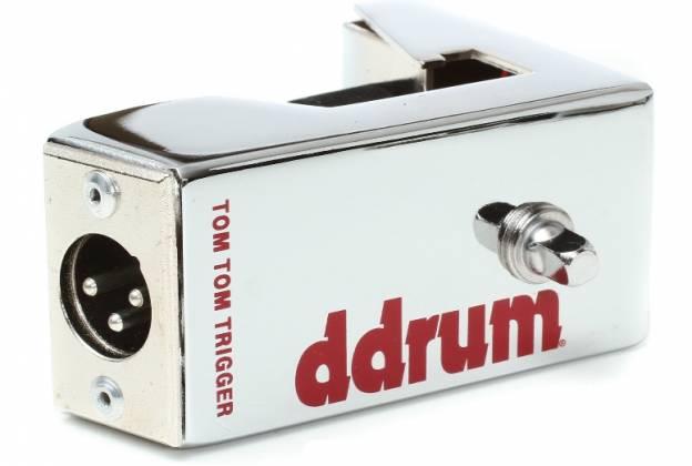 DDrum CE Tour Pack 5-Piece Chrome Elite Trigger Set with Cables Product Image 7