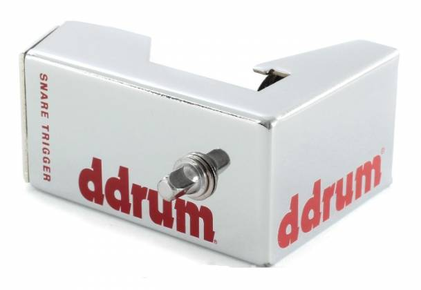 DDrum CEDTS Chrome Elite Dual Snare Trigger Product Image 5