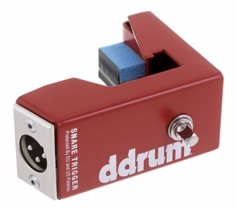 DDrum DTS Acoustic Pro Dual Zone Snare Trigger Product Image 3