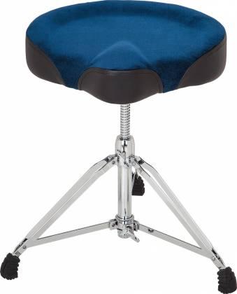 DDrum MBTT Mercury Blue Top Drum Throne Product Image 2