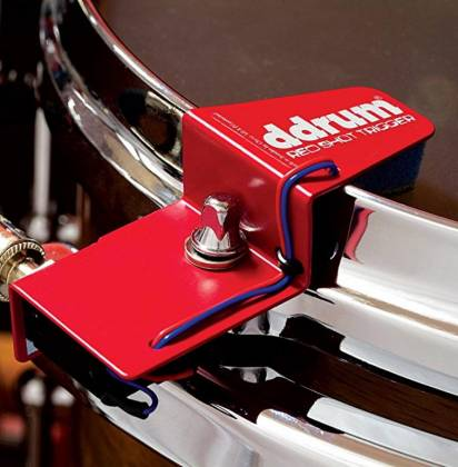 DDrum RS TOUR PACK Red Shot 5-Piece Drum Trigger Kit with Cables Product Image 6