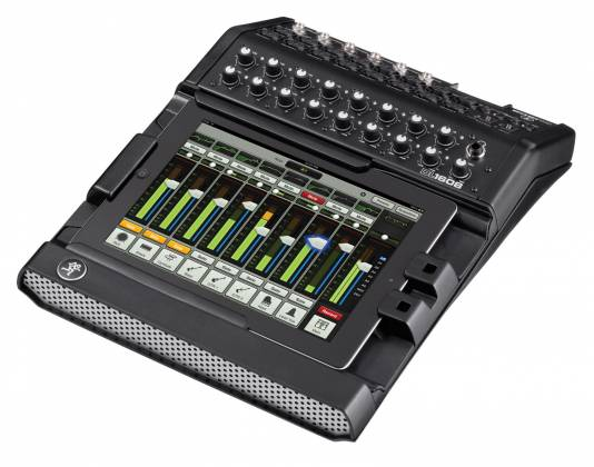 Mackie DL1608 16 Channel Mixer with Apple iPad control and Pro Tools First Software Bundle Product Image 2