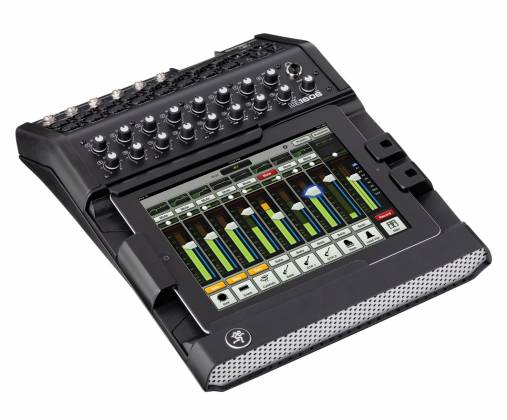 Mackie DL1608 16 Channel Mixer with Apple iPad control and Pro Tools First Software Bundle Product Image 3