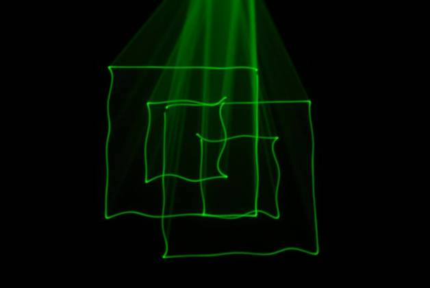 Chauvet DJ Scorpion-Dual FAT Beam Laser with 32 built in Patterns Product Image 2