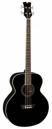 Dean EAB CBK 4 String RH Acoustic-Electric Bass - Classic Black Product Image 2