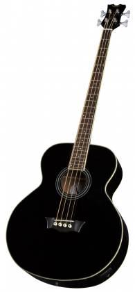 Dean EAB CBK 4 String RH Acoustic-Electric Bass - Classic Black Product Image 4