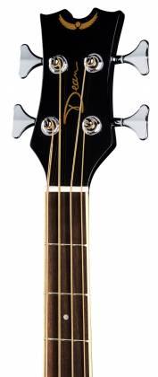 Dean EAB CBK 4 String RH Acoustic-Electric Bass - Classic Black Product Image 7