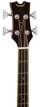 Dean EABC L Cutaway 4 String LH Acoustic-Electric Bass - Natural Product Image 7