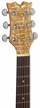 Dean EQAL GN Exotica Quilt Ash 6 String LH Acoustic-Electric Guitar Product Image 7