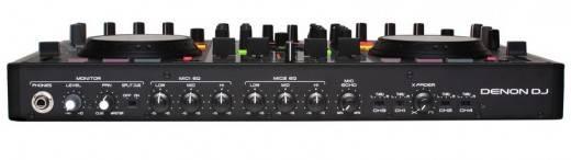 Denon DJ MC6000-MK2 4 Channel, 8 Source Premium Digital DJ Controller Mixer  Product Image 3