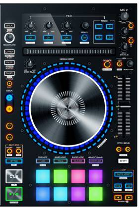 Denon DJ MC7000 Professional DJ Controller with Dual Audio Interfaces Product Image 8