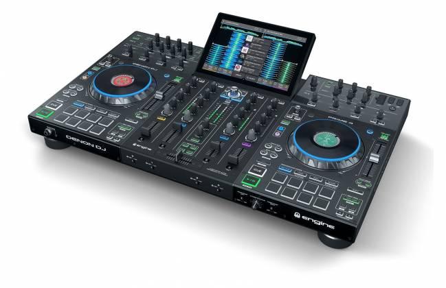 Denon DJ Prime 4 Standalone 4 Deck DJ System with 10