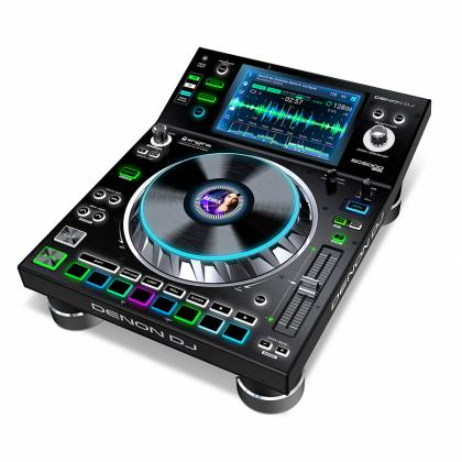 Denon DJ SC5000 PRIME Professional Media Player and Controller with 7 Inch Multi-Touch Display Product Image 6