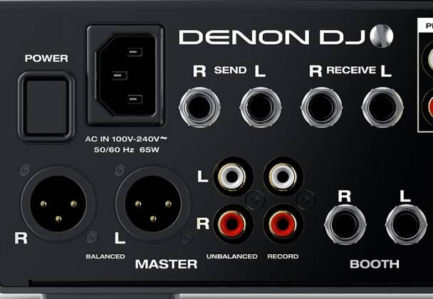 Denon DJ X1800 PRIME Professional 4 Channel DJ Club Mixer Product Image 14