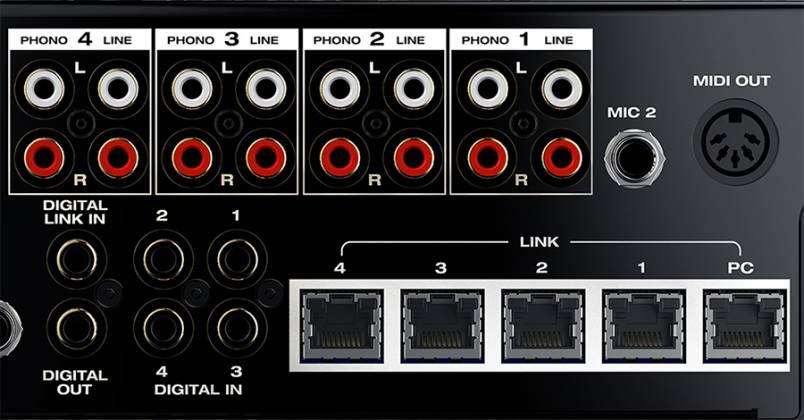 Denon DJ X1800 PRIME Professional 4 Channel DJ Club Mixer Product Image 15