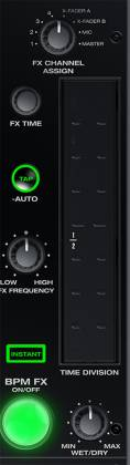 Denon DJ X1800 PRIME Professional 4 Channel DJ Club Mixer Product Image 6