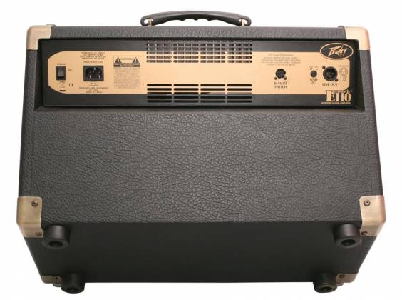 Peavey Ecoustic 110 100W Acoustic Amplifier with 9 band EQ 03615510 Product Image 2