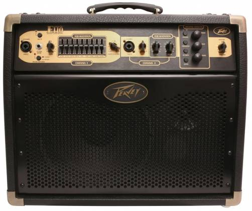 Peavey Ecoustic 110 100W Acoustic Amplifier with 9 band EQ 03615510 Product Image