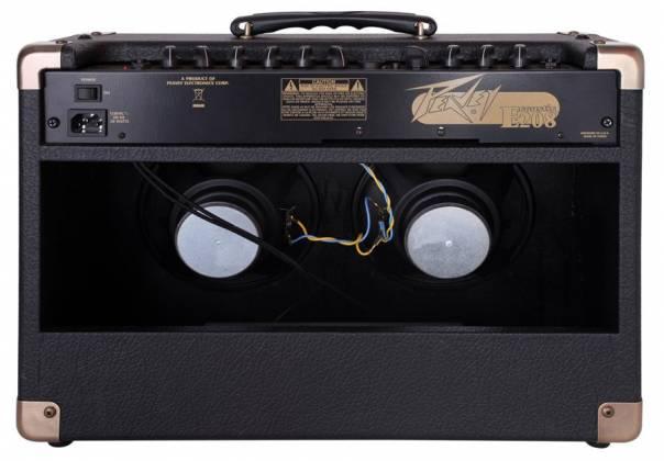 Peavey Ecoustic E208 30W 2 Channel Acoustic Amplifier 03599680-ecoustic-e-208 Product Image 2