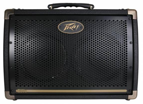 Peavey Ecoustic E208 30W 2 Channel Acoustic Amplifier 03599680-ecoustic-e-208 Product Image