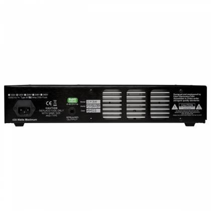 Eden E300E E-Series 300-Watt Bass Amplifier Head Product Image 3