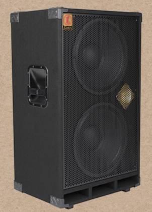 "Eden P1515X-4 800-Watt 2X15"" Bass Speaker Cabinet Product Image 3"